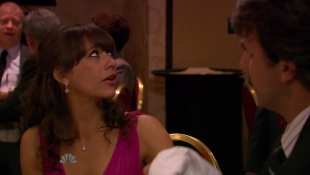 Rashida Jones Rashida on  Parks and Recreation Rashida Jones Hair Parks And Recreation