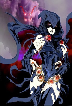 Raven Of The Teen Titans