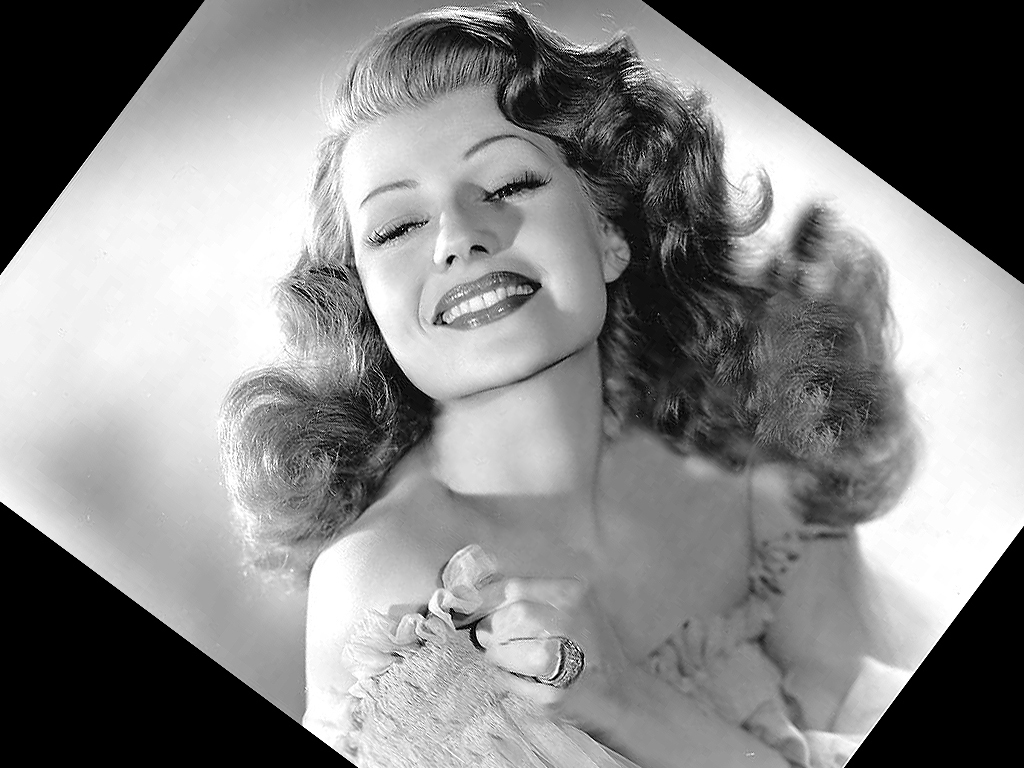 Rita Hayworth - Wallpaper Gallery