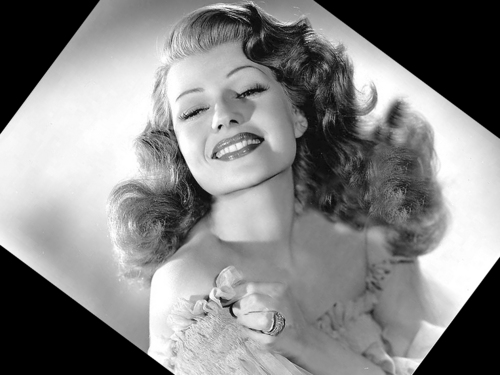 Classic Movies wallpaper possibly containing a portrait entitled Rita Hayworth