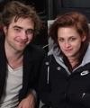 Rob and kris - twilight-series photo