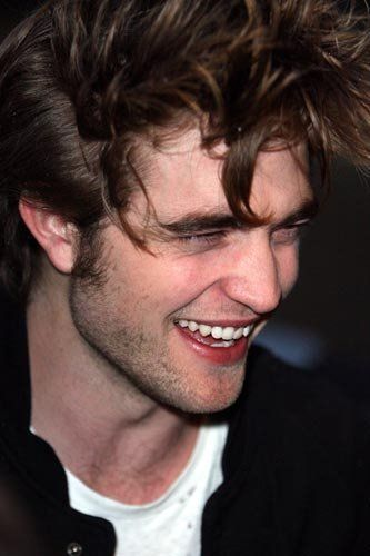 Rob -- so cute