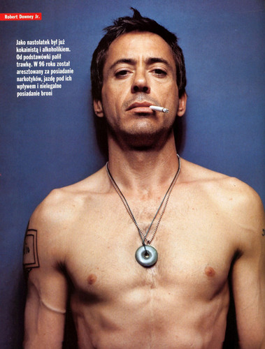Robert Downey Jr. - hottest-actors Photo
