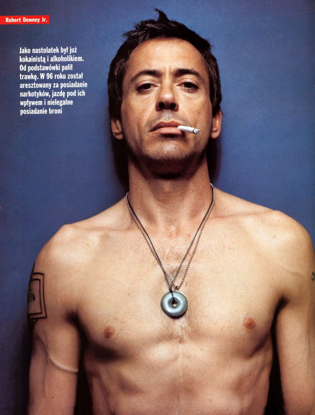 Robert Downey Jr. Robert
