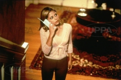 SMG as Cici in Scream 2