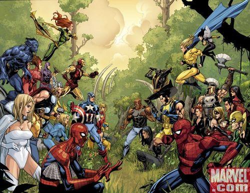 List of Marvel Universes - Fanlore