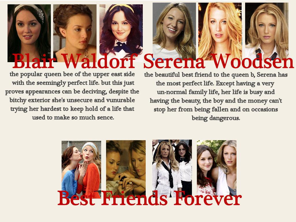 Serena and Others Walls - Serena Van Der Woodsen Wallpaper ...