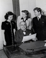 Shirley Temple, Judy Garland and Mickey Rooney - shirley-temple photo
