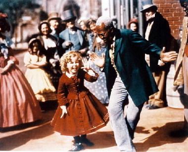 "Shirley Temple and Bill ""Bojangles"" Robinson"