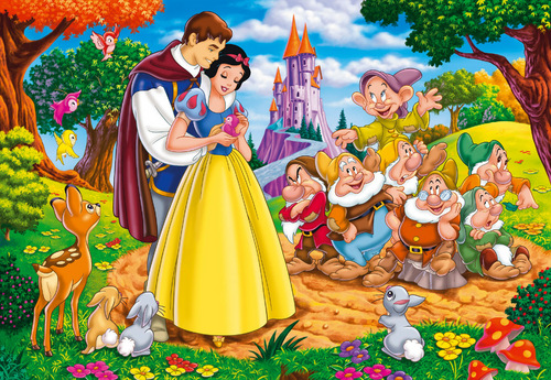 Disney Couples wallpaper titled Snow White and Prince