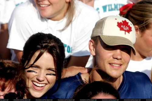 "Sophia Bush at 2nd Annual ""One Tree Hill"" Charity Football Game"