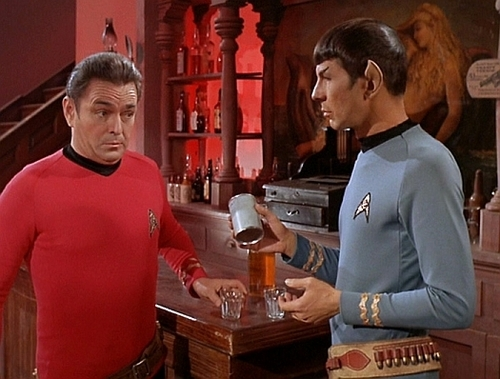 Spock&Scotty