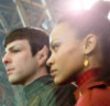 Spock&Uhura -ST 2009 - star-trek-2009 Icon