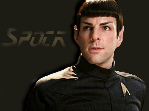 Star Trek (2009) wallpaper entitled Spock