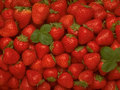 fruit - Strawberry Wallpaper wallpaper