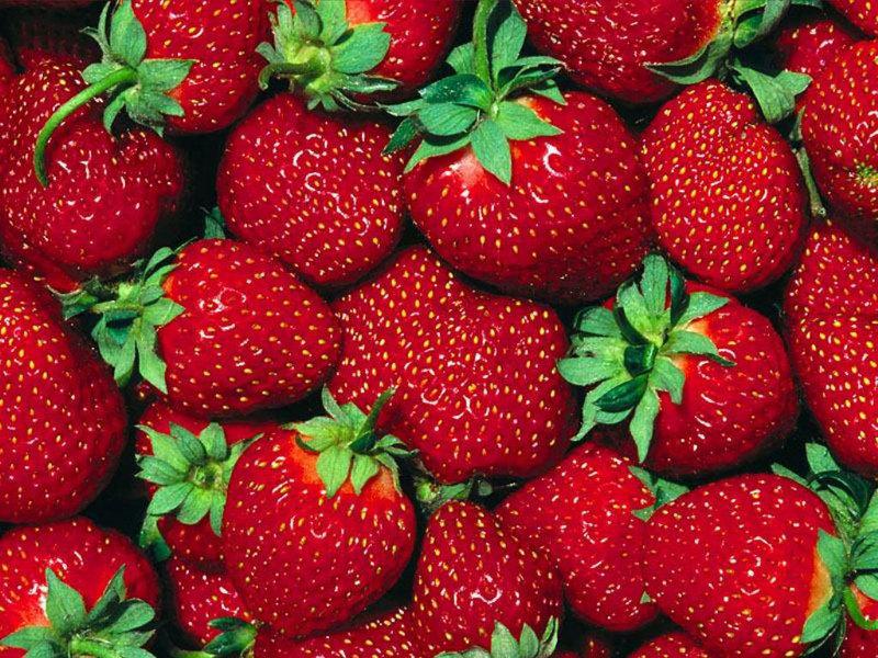 1920x1440 Delicious strawberry