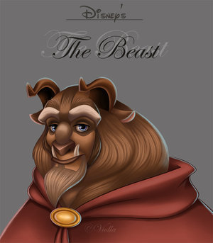 Leading men of disney wallpaper entitled The Beast