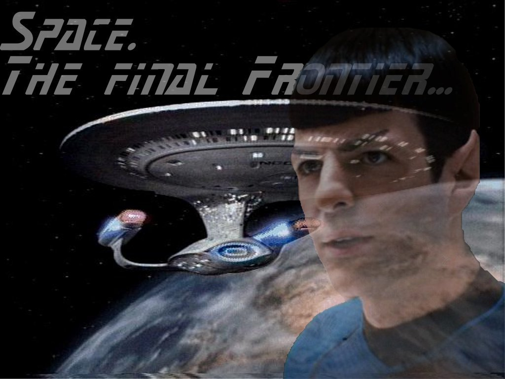 The Final Frontier...