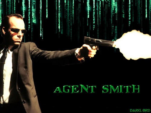The Matrix Agent Smith Wallpaper - the-matrix Wallpaper