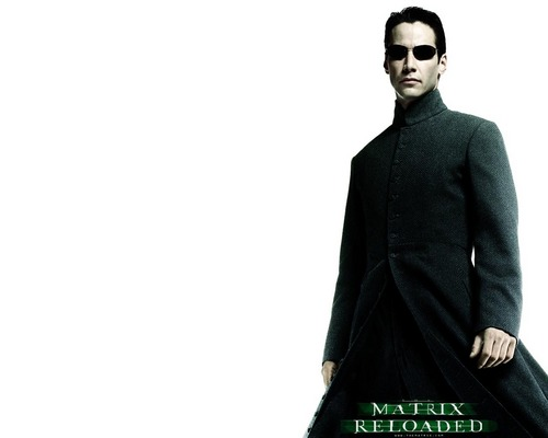 The Matrix Neo 바탕화면