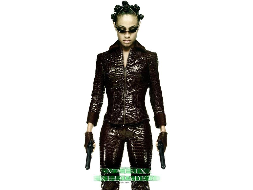 The Matrix Niobe 壁紙