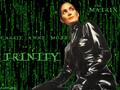 The Matrix Trinity kertas dinding