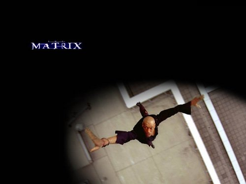 The Matrix Hintergrund