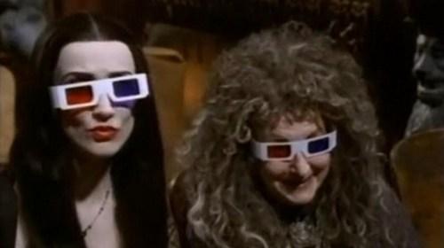 3D glasses!!!