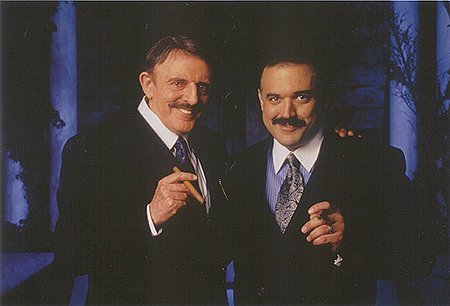 John Astin and Glenn Taranto - The Two Gomez's!!!