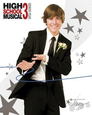 Troy Bolton karatasi la kupamba ukuta containing a business suit, a suit, and a two piece entitled Troy♥