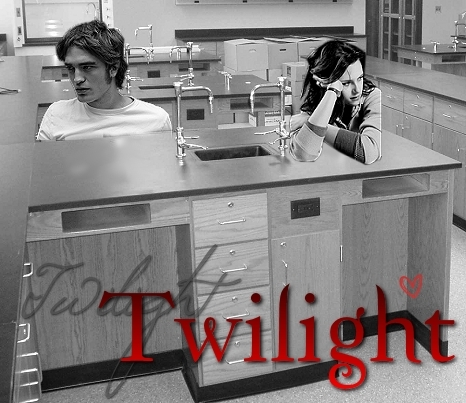 Twilight Biology Room