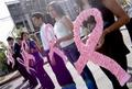 Walks against cancer