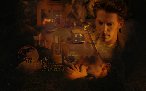 Werewolf in me - willow-and-oz Wallpaper