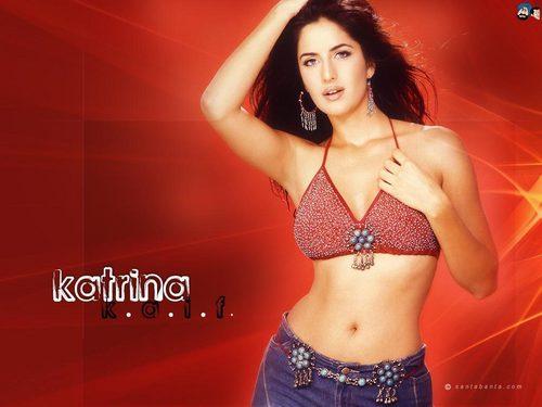 Katrina Kaif fond d'écran with a bikini entitled katrina kaif