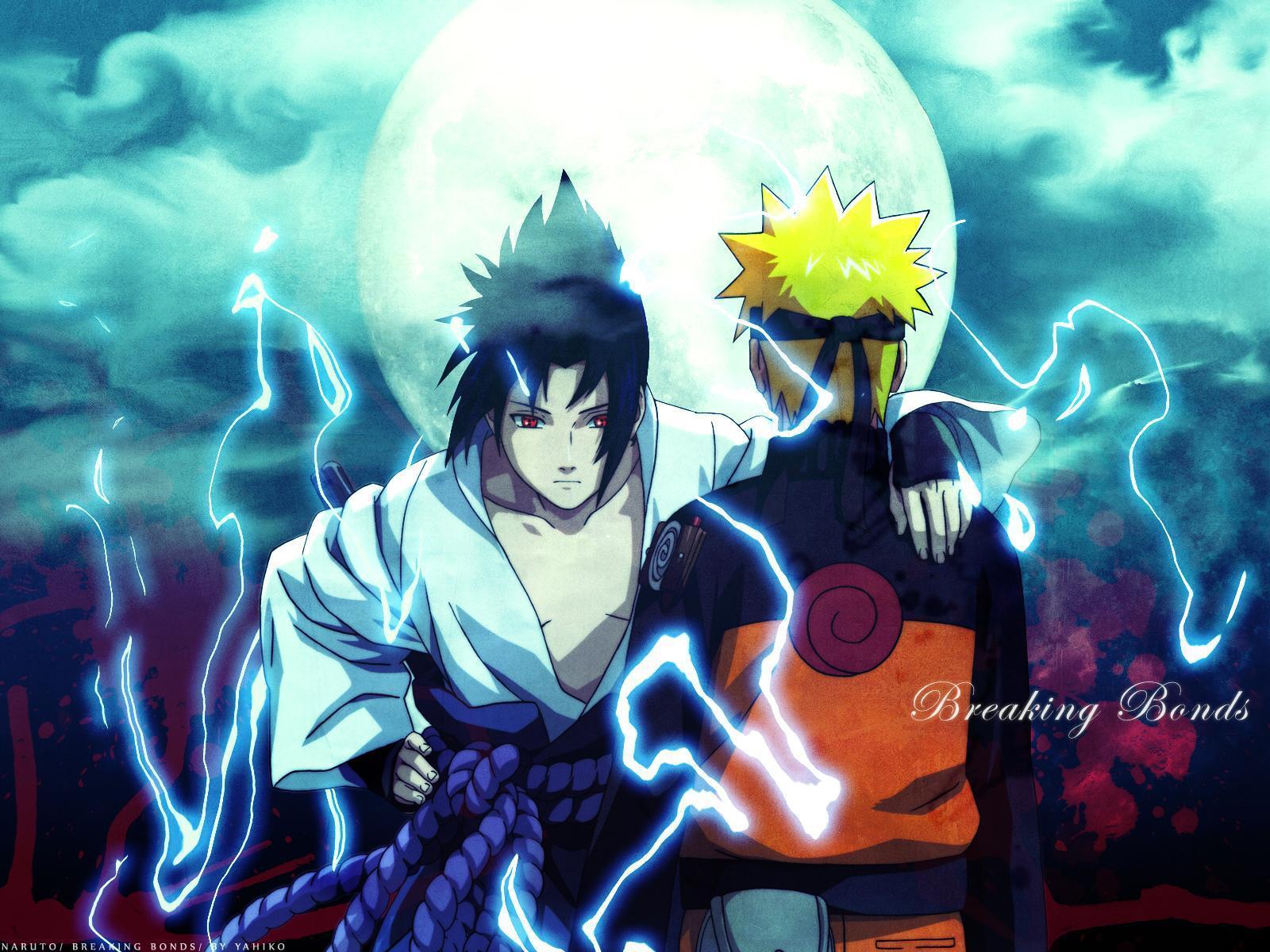 sasuke vs naruto - Sasuke vs naruto Wallpaper (6169544 ...