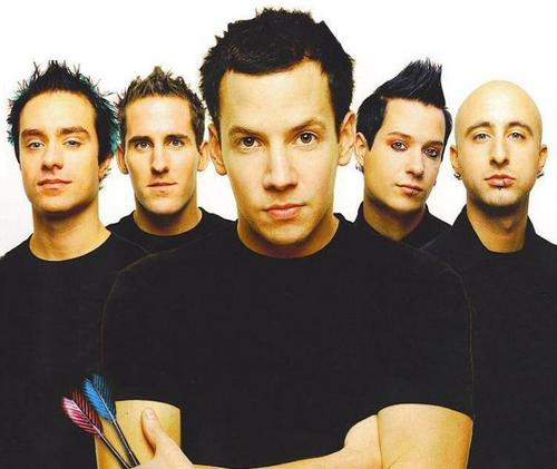 Simple Plan wallpaper called sp guyyss