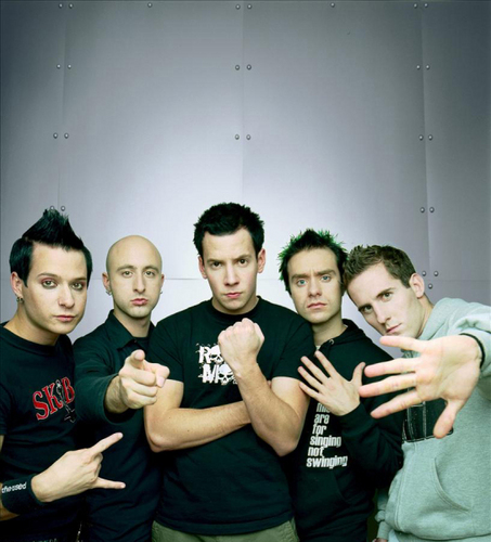 Simple Plan wallpaper titled sp guyyss