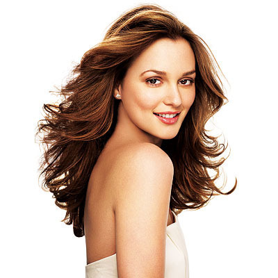 Instyle Hair : 2009 > In Style Hair Issue - Leighton Meester Photo (6278010) - Fanpop