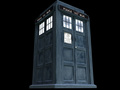 tardis - 3d Tardis wallpaper