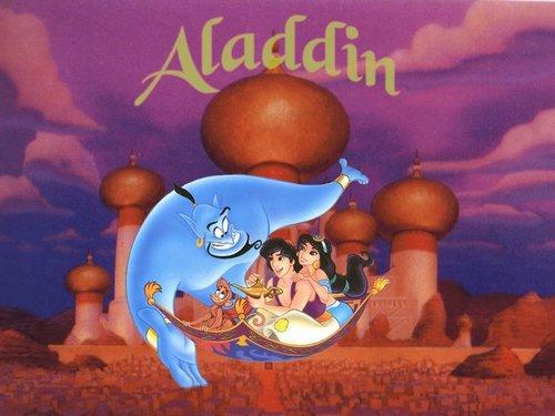 Aladdin پیپر وال