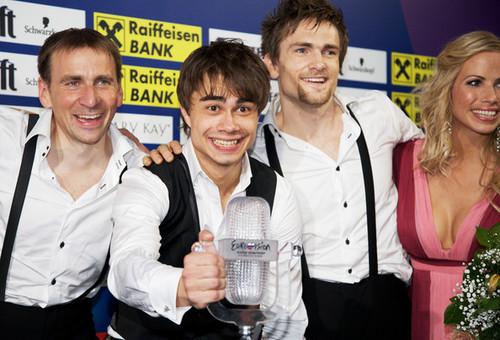 Alexander ESC 2009 Moscow winner