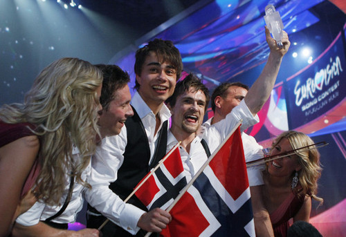 eurovision 2009 winner александр рыбак