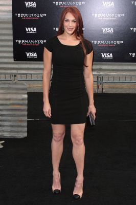 "Amanda @ ""Terminator Salvation"" Los Angeles Premiere"