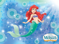 Ariel, The Little Mermaid Hintergrund