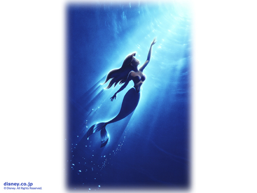 Ariel Wallpaper - disney-princess Wallpaper