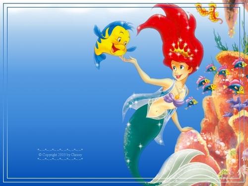 Ariel karatasi la kupamba ukuta