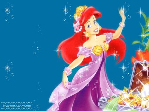 Ariel kertas dinding