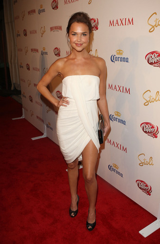 Arielle at Maxim Hot 100 Party