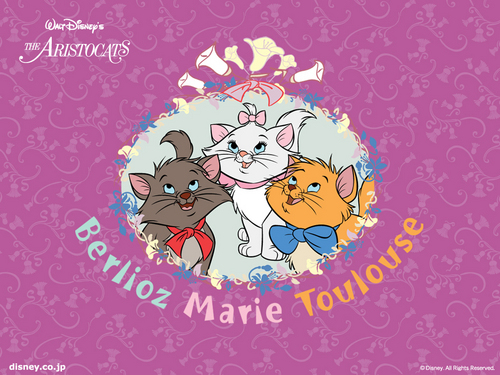 Aristocats Wallpaper