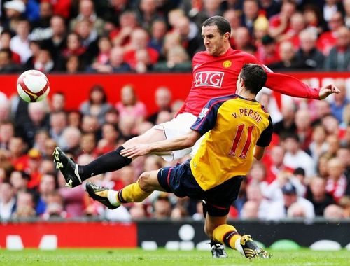 Manchester United achtergrond entitled Arsenal May 16th, 2009